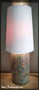 Lampe J.C Monange